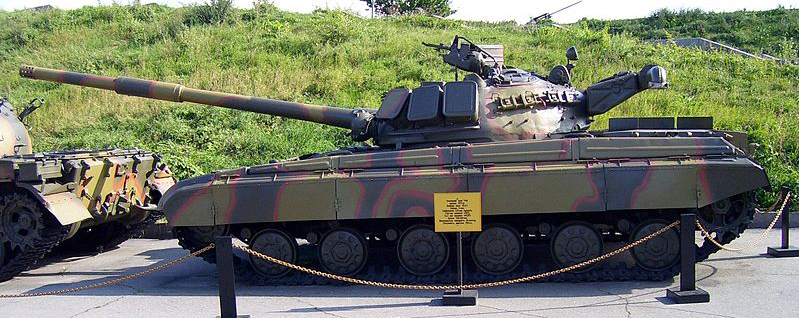 Object-447_Museum_Great_Patriotic_War