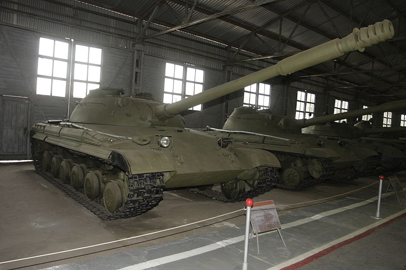 Object_430_T-64_prototype_Kubinka