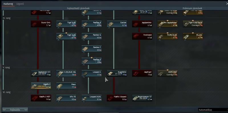 tankok világa s35