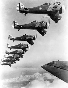 220px-Boeing_P-26_in_flight,_9_aircraft_formation_060907-F-1234P-004