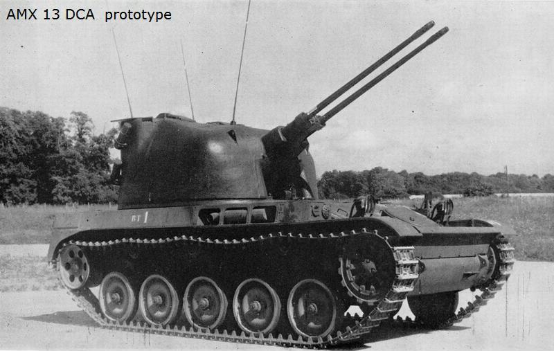 amx 13 dca 01 prototype