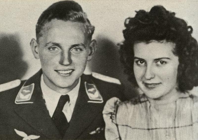 Erich Hartmann & Ursula Paetsch