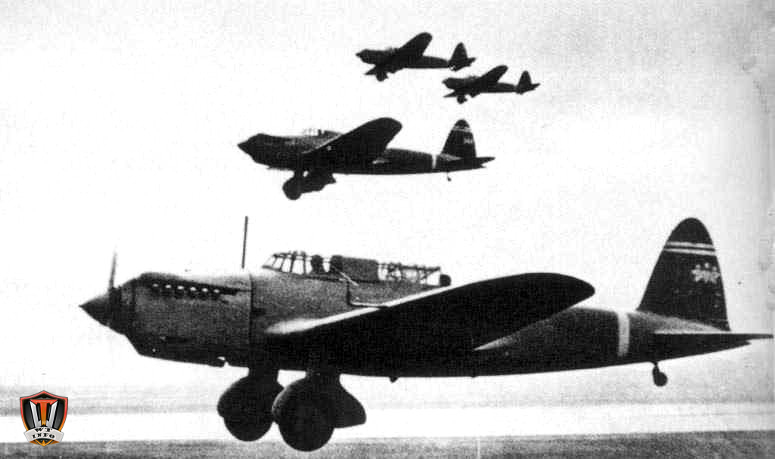 Ki-32_Mary_in_flight2