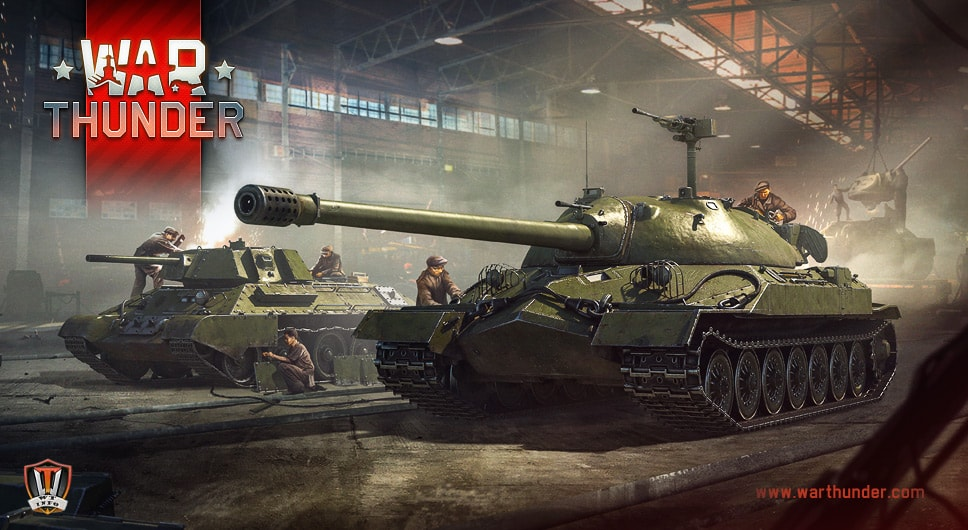 IS-7 event-min