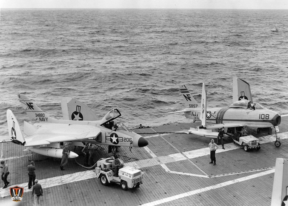 F4D_VF-141_and_FJ-3_VF-51_on_CVA-31_1957-min