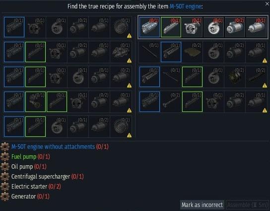 IS-7 megepitett_motor recipie-min
