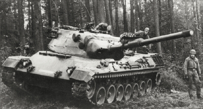 Leopard 1.