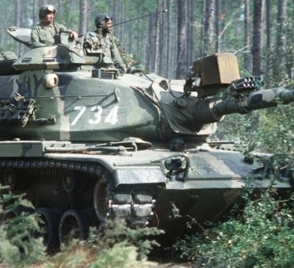 M60A1.