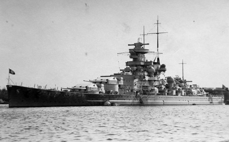 scharnhorst-docked-741x460