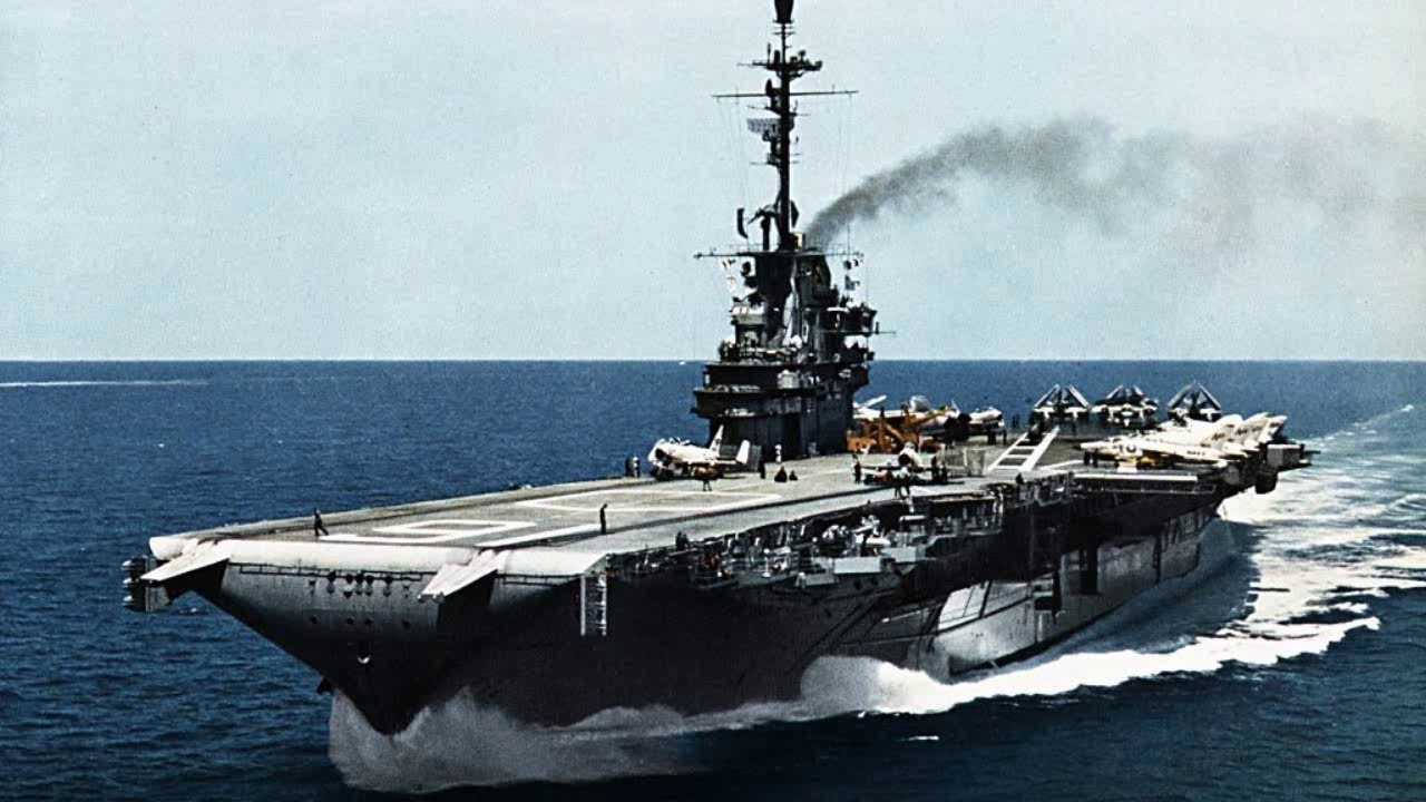 USS Lexington (CV-16)